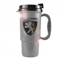 AM16 Insulated Auto Mug With Thumb Slide Lid 16 oz