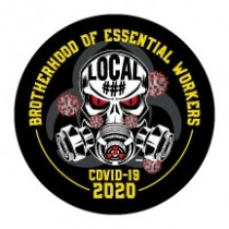 Essential Worker Decal