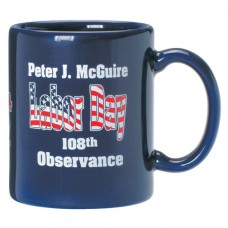 1776 USA - Blue Ceramic Mug 11 oz
