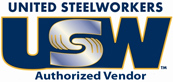 United Steel Workers authorized vendor